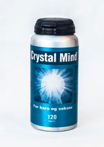 Crystal Mind new pack shot